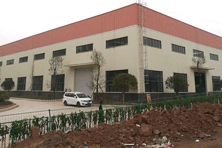 泸州高新区标准化厂房(一期)项目C区