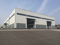 泸州高新区管廊产业生产基地(一期)项目(A地块)自主验收贝博官方网址